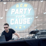 LAS VEGAS, NV - APRIL 01:  DJ DU performs onstage at the ACM Party For A Cause: Tailgate Party on April 1, 2017 in Las Vegas, Nevada.  (Photo by Rick Diamond/Getty Images for ACM)