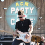 LAS VEGAS, NV - APRIL 01:  Musician Chase Bryant performs onstage at the ACM Party For A Cause: Tailgate Party on April 1, 2017 in Las Vegas, Nevada.  (Photo by Gabe Ginsberg/Getty Images for ACM)